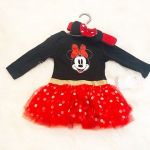 Primark Limited Disney Minnie Mouse outfit